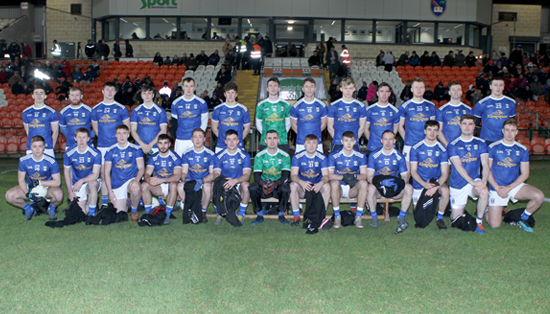 Cavan Team v Tyrone