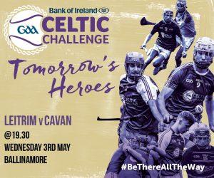 Celtic Challenge starts Wednesday