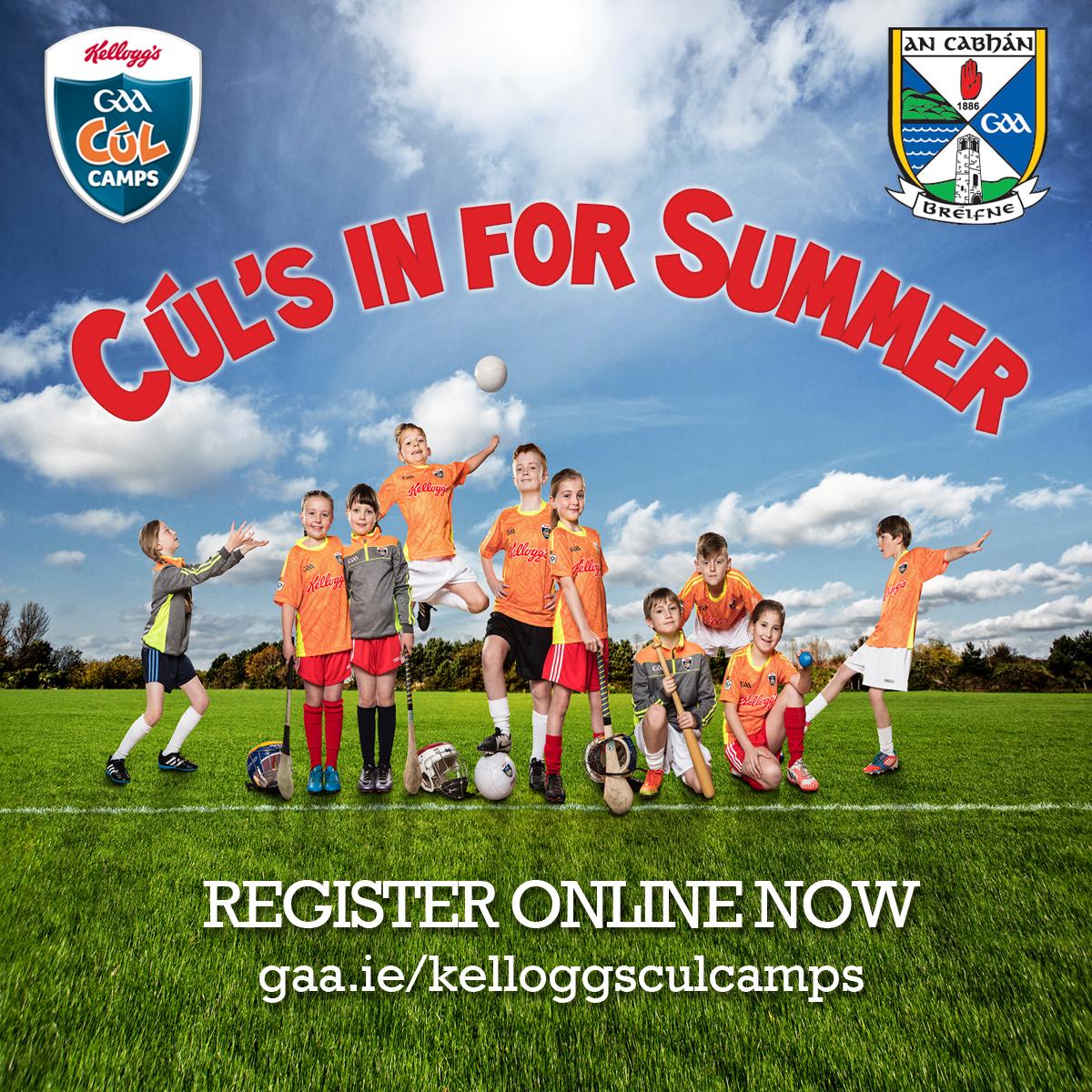 Week 6 of Kelloggs Cúl Camps