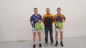 Owens wins All Ireland Handball Title