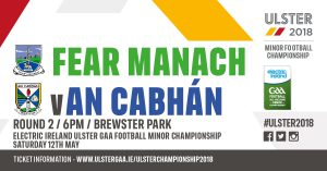 Minor Panel to play Fermanagh