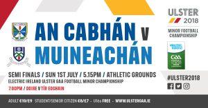 Ulster MFC Semi Finals