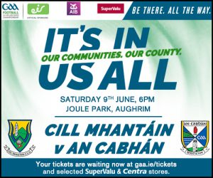 Ticket Information for Wicklow Game