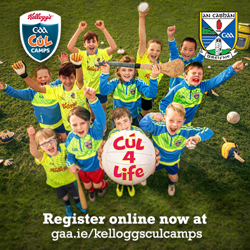Week 7 of Kelloggs GAA Cúl Camps