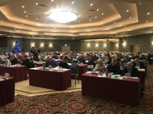 Convention 2018 – Reports & Officers 2019