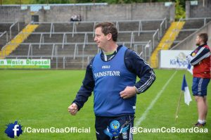 Brady Appointed U20 Manager