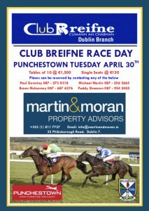 Club Breifne Raceday
