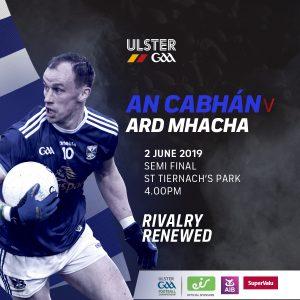 Ulster Championship Semi Final Ticket Info