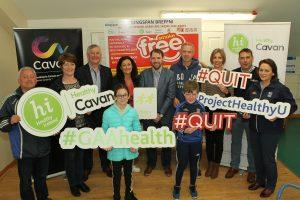 Cavan GAA Adopt Tobacco Free Policy