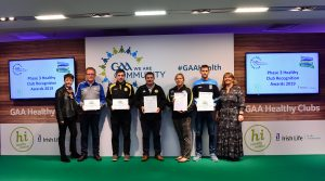 Cavan clubs receive national recognition as official GAA Healthy Clubs