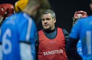 Ollie Bellew announced as Senior Hurling Manager