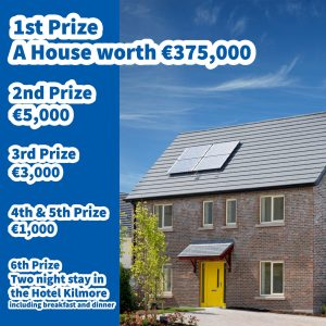 Last Chance to Win a House