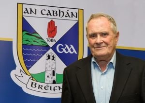 Cavan Co Board learned with deep regret of the passing of Phil Smyth