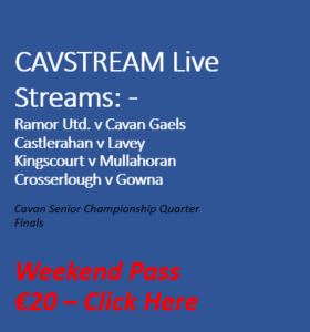 CAVSTREAM Senior Quarter Finals