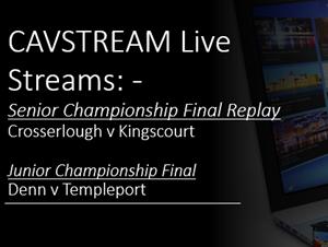 CAVSTREAM SFC Final Replay & JFC Final
